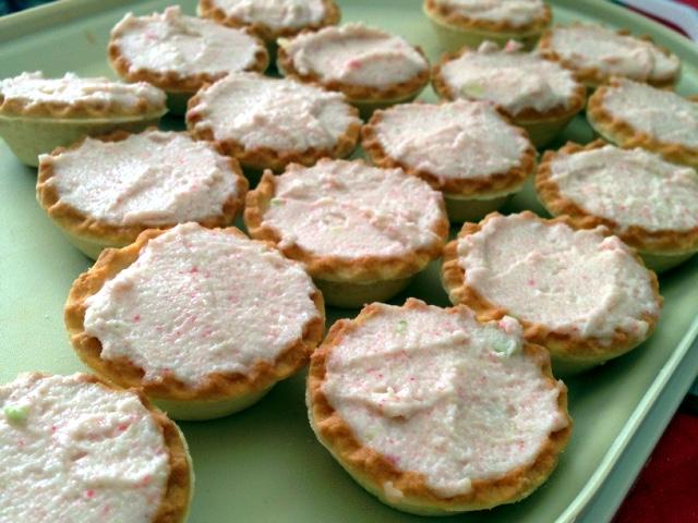 スペインのクリスマスの食事のスリミ