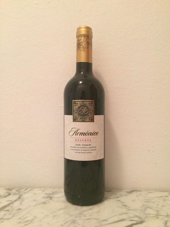 メルカドーナのワイン
