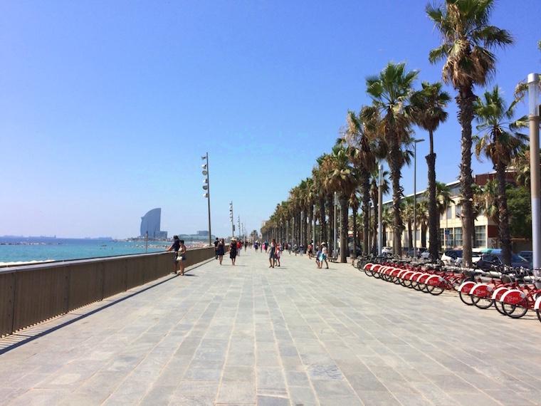 バルセロナのバルセロネタ
