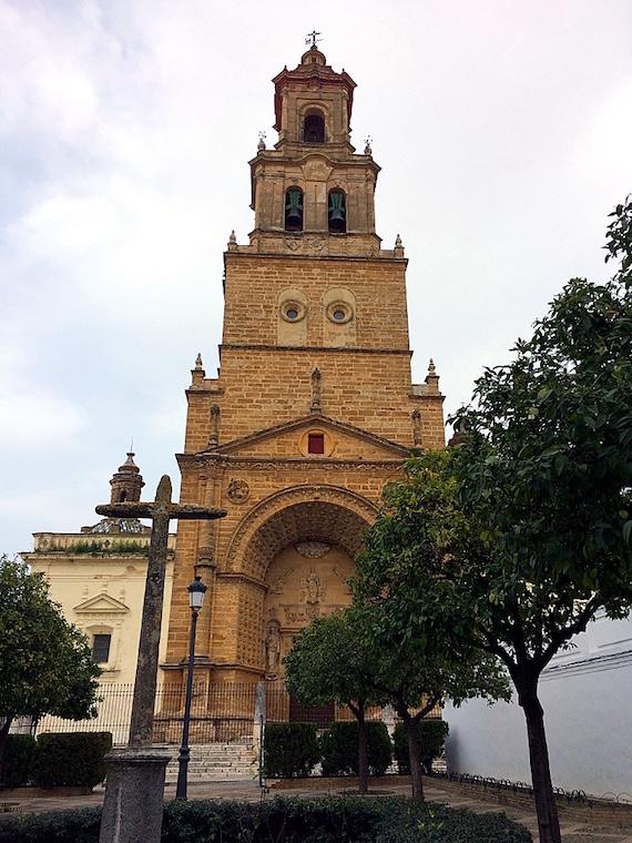 ウトレラのサンタマリアデラメサ教会