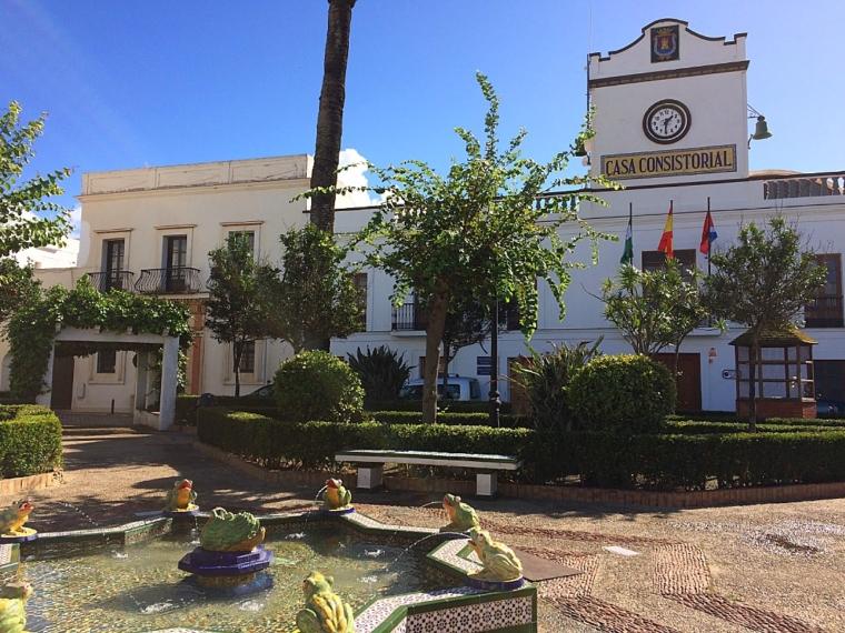 タリファの市役所
