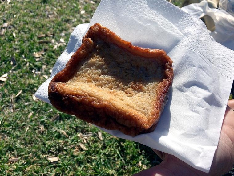 スペインのセマナサンタのお菓子トリハス