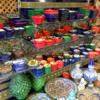 トリアナのセビリア焼きセラミカのお店