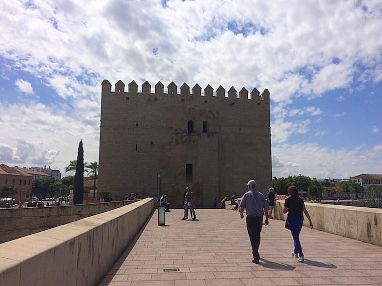 コルドバのカラオーラの塔