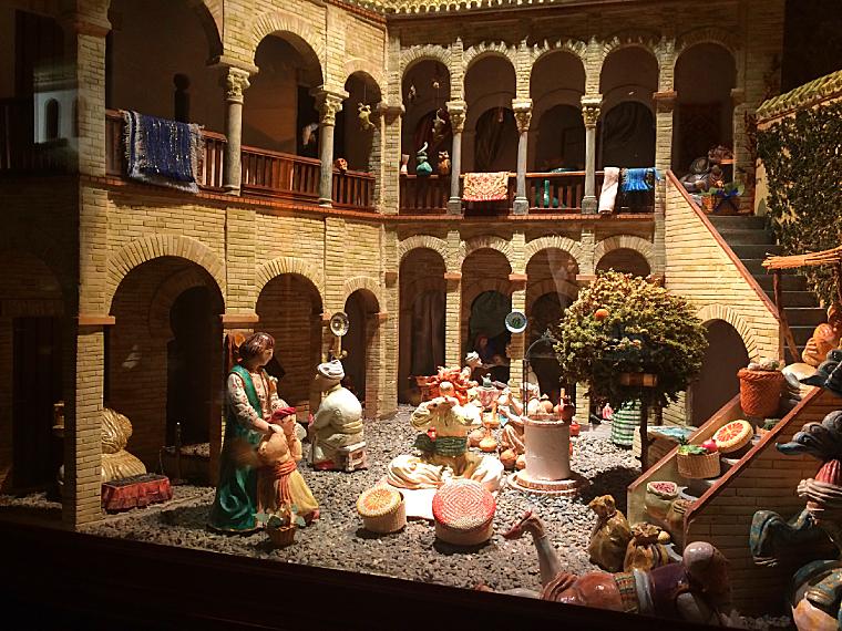 コルドバのカラオーラの塔の博物館