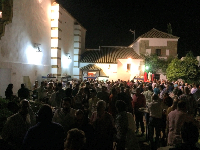 マイレーナ・デル・アルコールのフラメンコフェスティバル