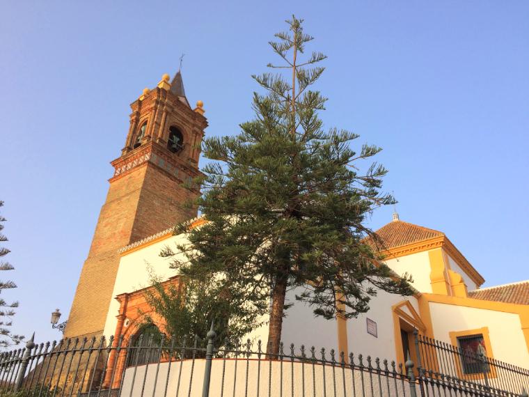 マイレーナ・デル・アルコールの教会