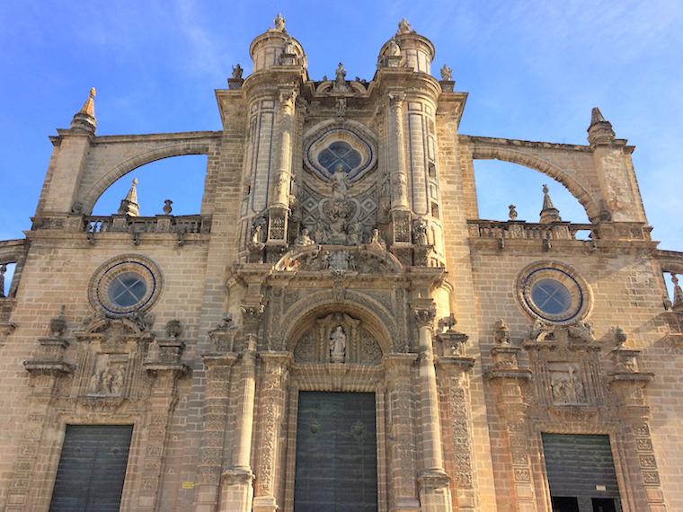 ヘレスの大聖堂(カテドラル)