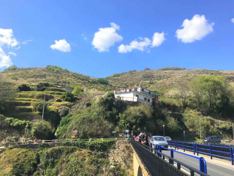 カベスエラ・デル・バジェの村