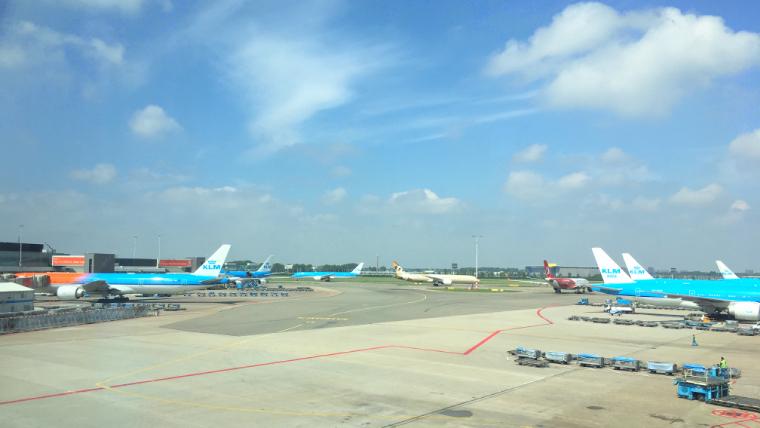 日本から空路でセビリア入りするならKLMをおすすめする!