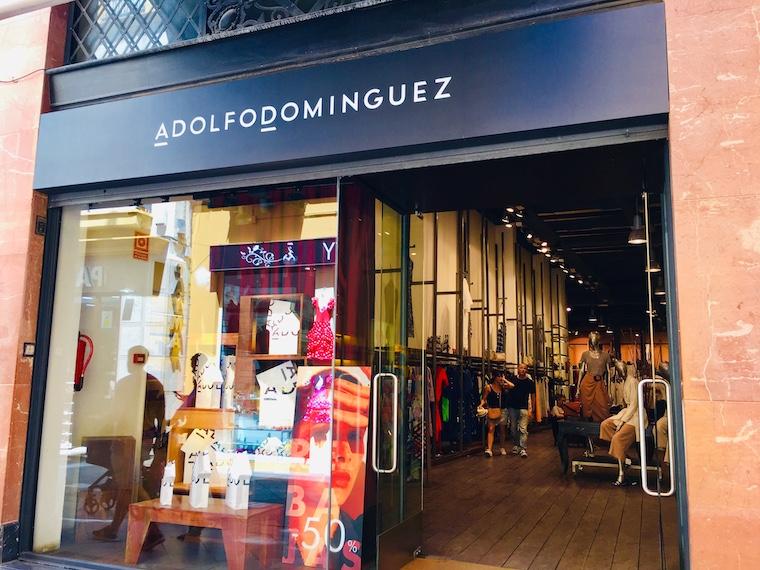 スペインのファッションブランド「Adolfo Dominguez」