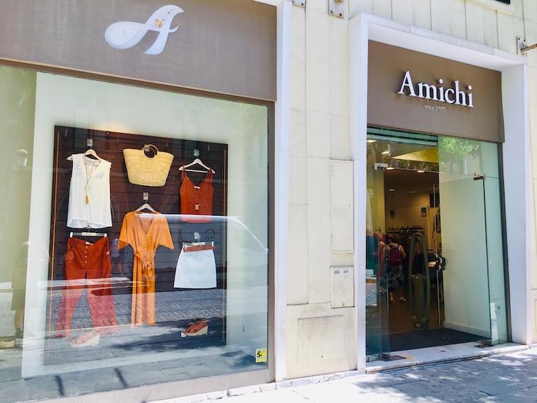 スペインのファストファッションブランド「Amichi」