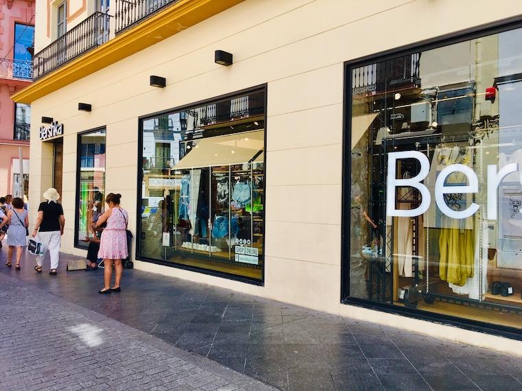 スペインのファストファッションブランド「Bershka」