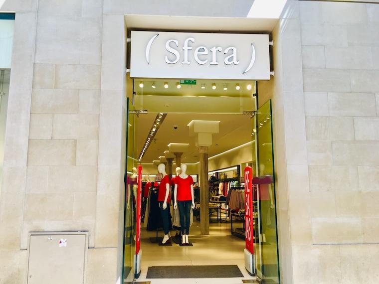 スペインのファストファッションブランド「Sfeera」