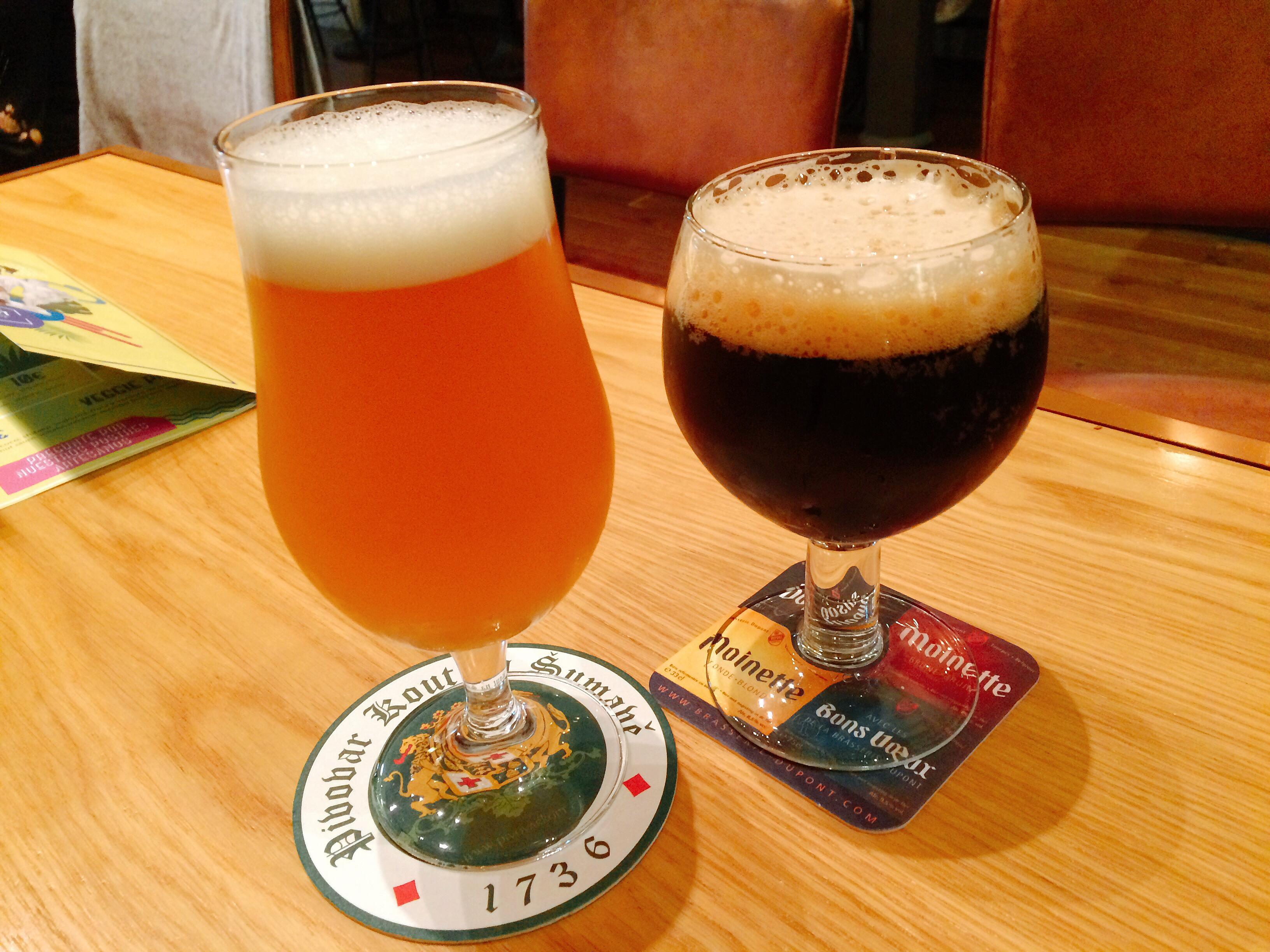 スペインのクラフトビール