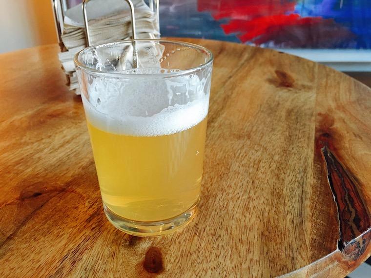 スペインのレモンビール