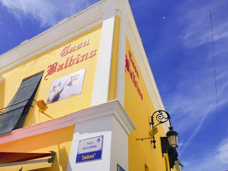サンルーカルのバル「Casa Balbino」