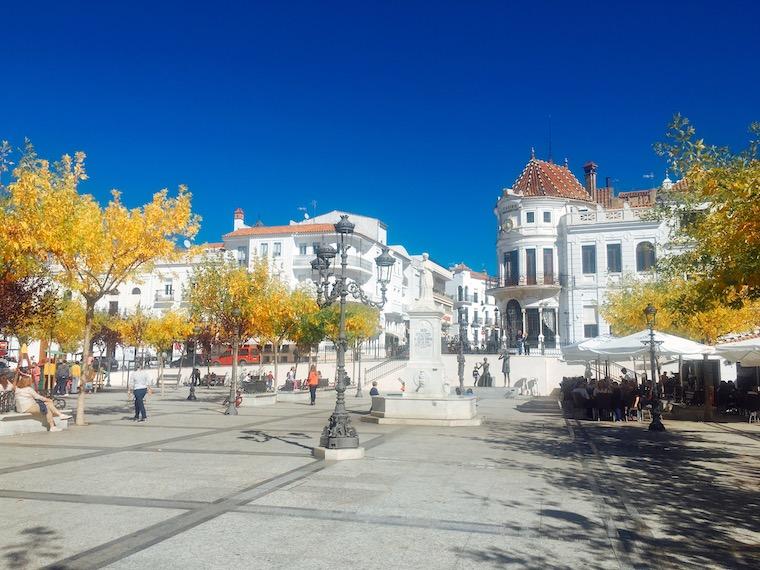 アラセナのマルケス広場