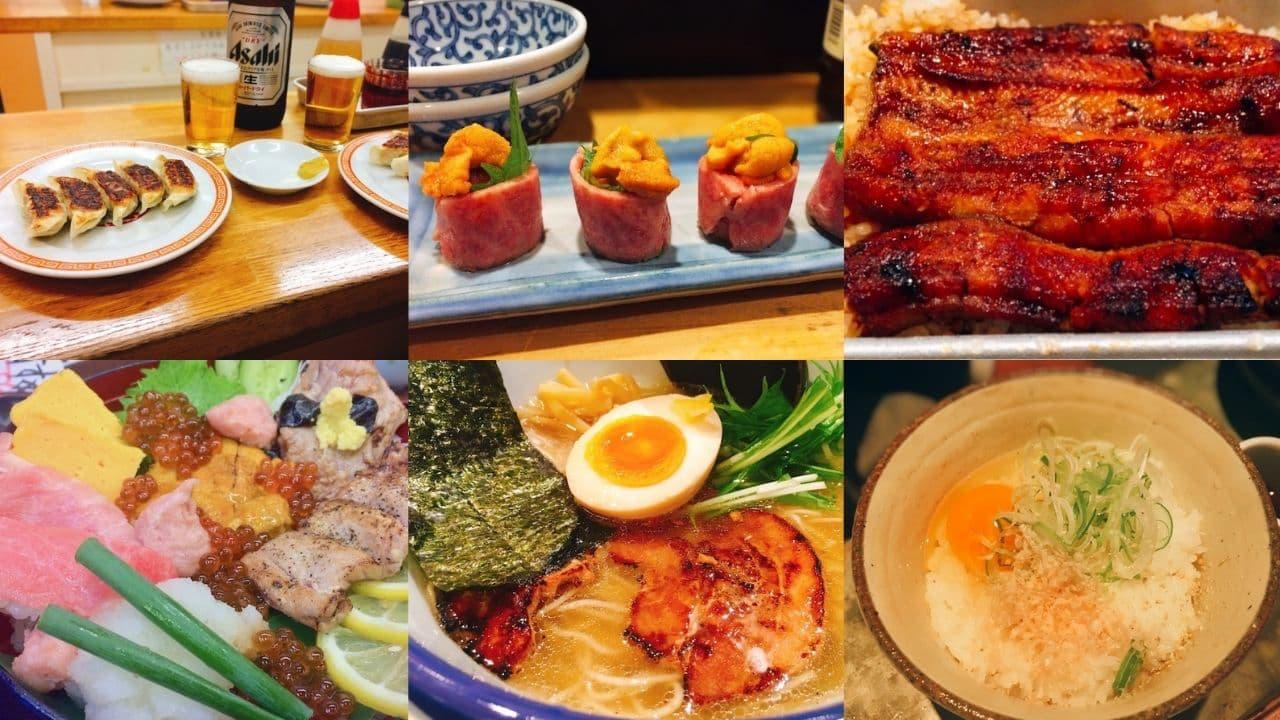 海外在住者には神!一時帰国で絶対食べたい日本のおいしすぎる食事リスト