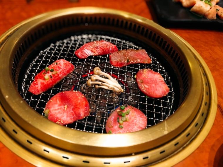 日本の焼肉