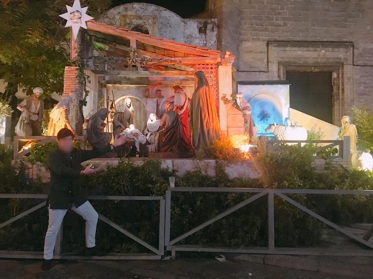 ヘレスのクリスマス