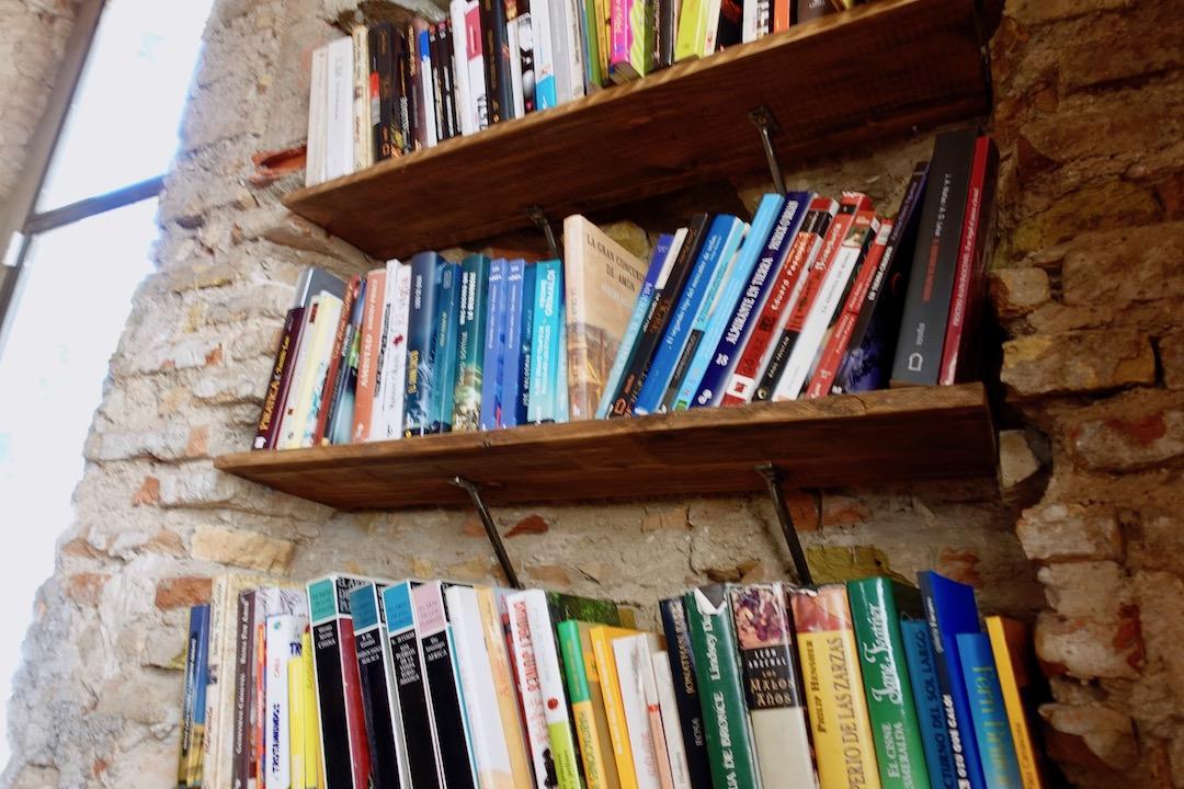 セビリアのカフェparadas 7 の本