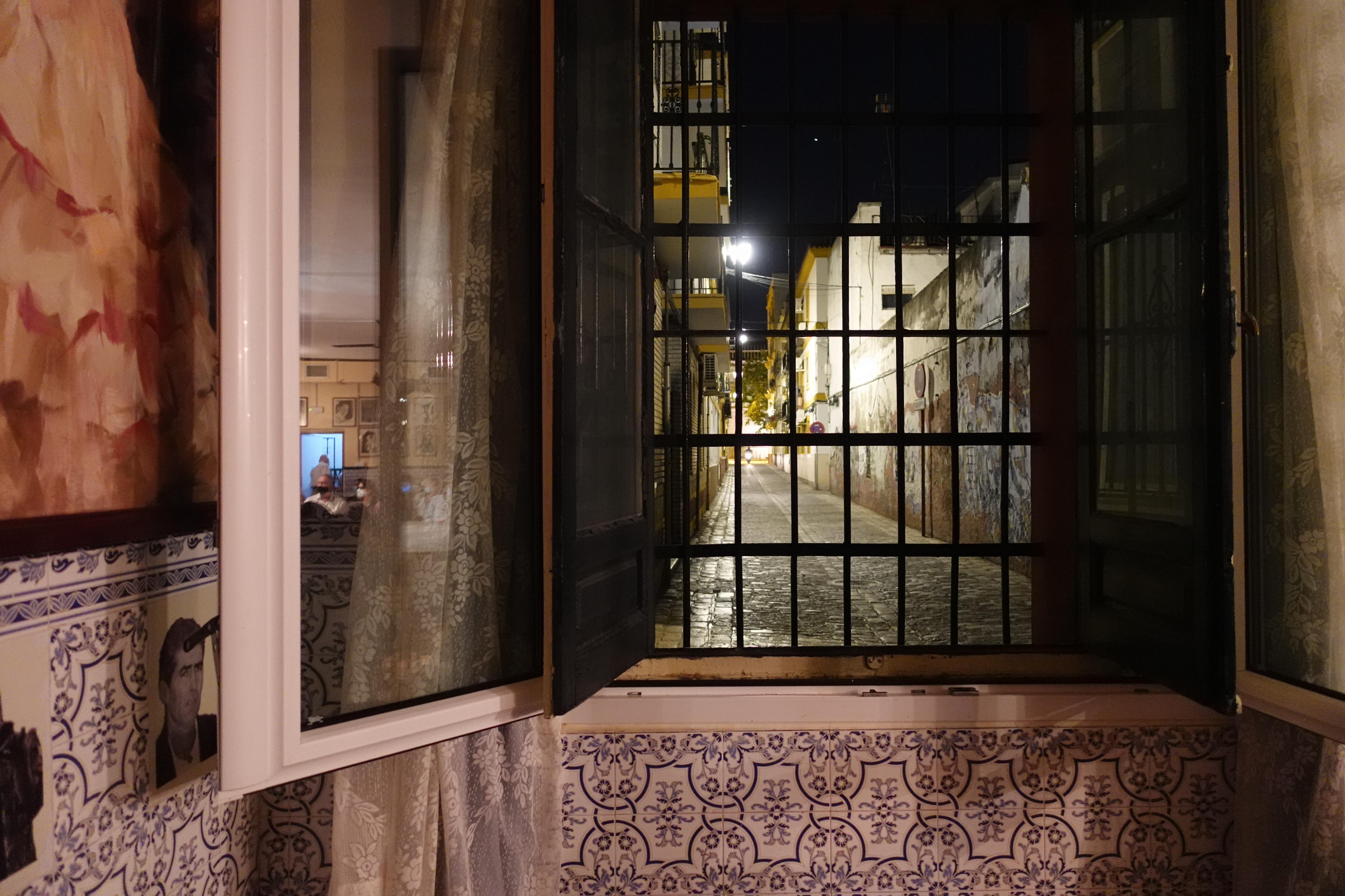 ペーニャ・トーレス・マカレナの窓
