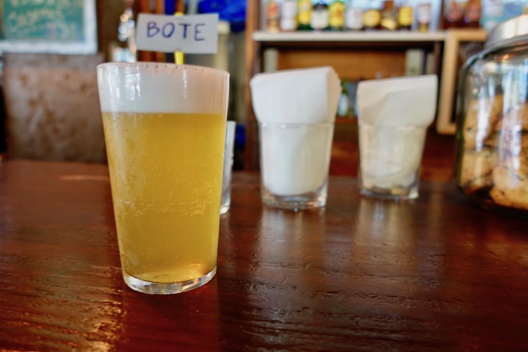 スペインのレモンビール「クラーラ・コン・リモン」