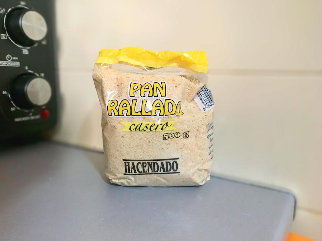スペインのパン粉