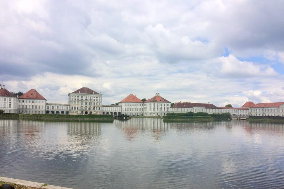 ミュンヘンのニンフェンブルク宮殿
