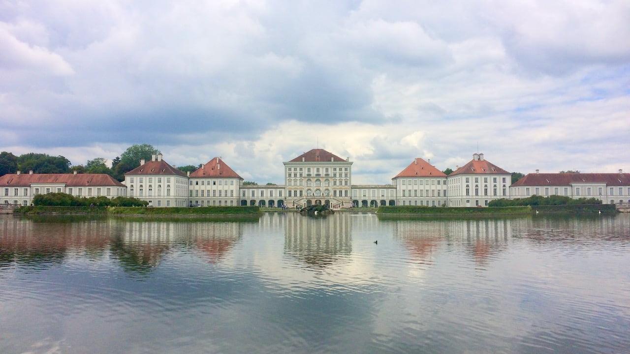 ミュンヘンでニンフェンブルク宮殿の中に入らずちょっぴり後悔【2018旅行記】